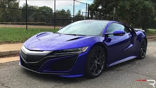 Download 2018 Acura NSX – A Supercar That Will [Literally] Sneak Up On You Video