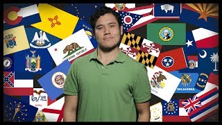Download All 50 U.S. states summarized (Geography Now!) Video