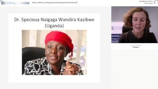Download View on Africa: looking back and moving forward at the AU Video