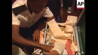Download SOUTH AFRICA: ELDORADO PARK: CIVIL PROTECTION TRAUMA UNIT Video