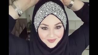 Download Turkish Hijab Style Tutorial 2017 - Part 5 Video