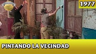 Download El Chavo | Pintando la vecindad (Completo) Video