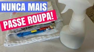 Download 👕NUNCA MAIS PASSE ROUPA DEPOIS DESSA DICA! MISTURINHA CASEIRA ECONÔMICA Video