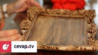 Download Ahşap boyamada antik eskitme tekniği nasıl uygulanır? Video