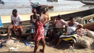 Download NShoreNa - Goderich Fishing Community, near Freetown, Sierra Leone Video