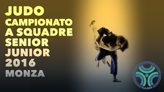 Download Judo Campionato Squadre 2016 Senior/Junior Video