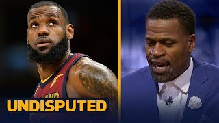 Download Stephen Jackson on LeBron: 'We knew he was going to crush all the stats' | UNDISPUTED Video