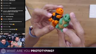 Download 3D Hangouts – Mosaic Palette First Look, microPython and PVA Video