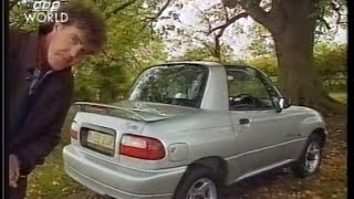 Download Old Top Gear - Jeremy Clarkson on the Suzuki X-90 Video