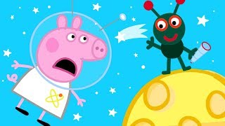 Download Peppa Pig Official Channel | Peppa Pig on the Moon! 🌔50th Anniversary of Moon Walk Special Video