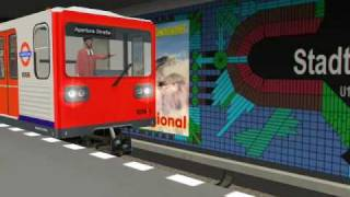 Download GI/1E Repaint: London Underground-Repaint Video