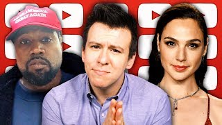 Download WOW! Secret Recording Leaked, Kanye Dragon Energy Breaks Twitter, MKBHD Exposes Gal Gadot, & More Video