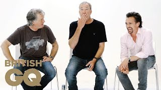 Download The Grand Tour Cast on Amazon vs the BBC, cars, and being recognized in Syria | British GQ Video