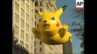 Download Macy's Thanksgiving Day Parade Video