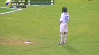 Download Copa Libertadores 2004: Once Caldas - Boca Juniors Video