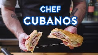 Download Binging with Babish: Cubanos from Chef Video