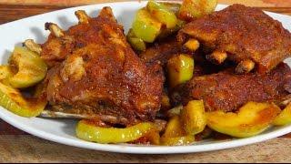 Download Apple BBQ Ribs Video