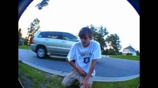 Download russell breaks arm skateboarding Video