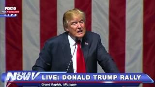 Download FULL Donald Trump Rally - Grand Rapids, Michigan 12-21-15 (FNN) Video