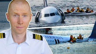 Download Sully Movie : Hollywood vs Reality | Airline Pilot Reacts Video