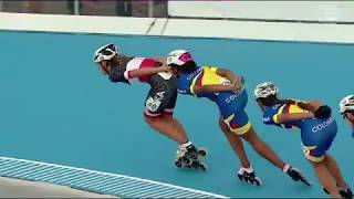 Download World Games 2017 | Inline Speed Skating | 10000 Points Ladies Final Video