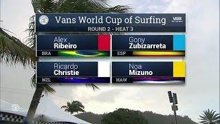 Download Vans World Cup, Round 2, Heat 3 Video