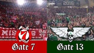 Download Gate 7 Vs Gate 13 (Η μάχη των κερκίδων!) Video