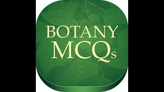 Download Multiple Choice Questions (MCQs) on Botany Video