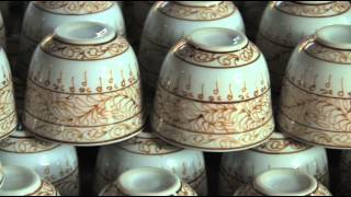 Download Travel to the Arts of Thailand - The Pottery of Benjalong Video