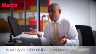 Download Los retos en la investigación de mercados: Javier López, CEO de Ipsos en México Video