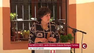 Download DESCUBRIMIENTO PLACA MED-O-MED JARDIN BOTANICO ESTACION BIOLOGICA TORRETE Video