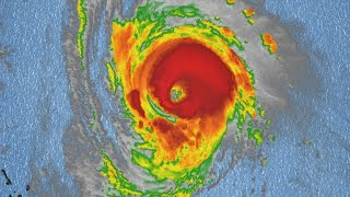 Download Hurricane Florence threatening North Carolina's Outer Banks Video