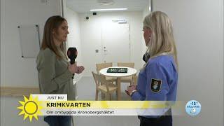 Download Se Maria låsa in sig på nya Kronobergshäktet - Nyhetsmorgon (TV4) Video