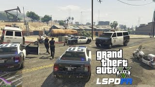 Download GTA 5 PC MODS - LSPDFR - POLICE SIMULATOR - EP 2 (NO COMMENTARY) Video