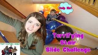 Download Slides And Balloons OTEV Style (Big Brother) / That YouTub3 Family   Family Channel Video