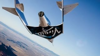 Download SpaceShipTwo 'Unity' Flies Solo For First Time | Video Video