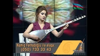 Download Aytac Berdeli - Baliqlarin sahi olub deryada Kokle Sazi 6 (Lider TV, 19.07.2017) Video
