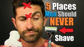Download 5 Places A Man Should NEVER Shave On His Body! Video