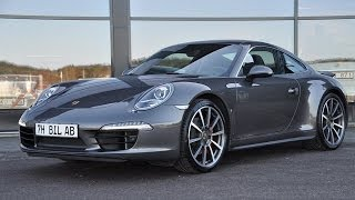 Download Porsche 991 Carrera 4S PDK Video