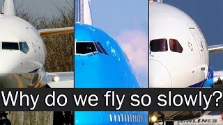 Download Why are the airplanes losing speed? Video