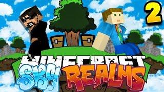 Download Minecraft: SKYREALMS CHALLENGE | EXTERMINATION!! [2] Video