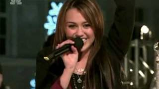 Download Miley Cyrus - ″Rockin' Around The Christmas Tree″ High Quality Video