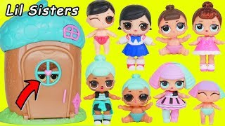 Download LOL SURPRISE DOLLS Sparkles at Magical House and find Custom Lil Sisters with Luxe Unicorn Pets Video