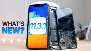 Download iOS 11.3.1 Released! What's New? Video