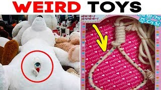 Download 55 WEIRD TOYS YOU SHOULD NEVER SHOW TO YOUR KIDS Video