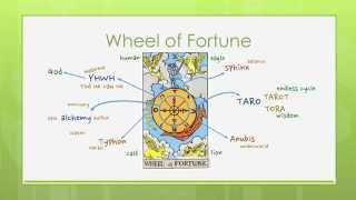 Download Reading Tarot Cards - Major 10: Wheel of Fortune Video