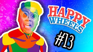 Download EXPLORING THE 10TH DIMENSION! | Happy Wheels #13 Video
