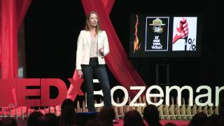 Download Occupy wildfires: the story of the 1% | Jessica Haas | TEDxBozeman Video