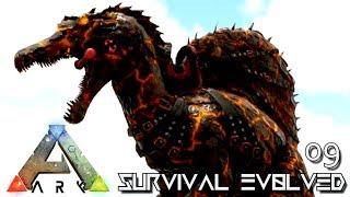 Download ARK: SURVIVAL EVOLVED - NEW EPIC SPINOSAUR & BEELZEBUFO TAME !!! E09 (MODDED ARK PUGNACIA DINOS) Video
