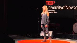 Download You Have One Life. Live It. | Sherry McConkey | TEDxUniversityofNevada Video